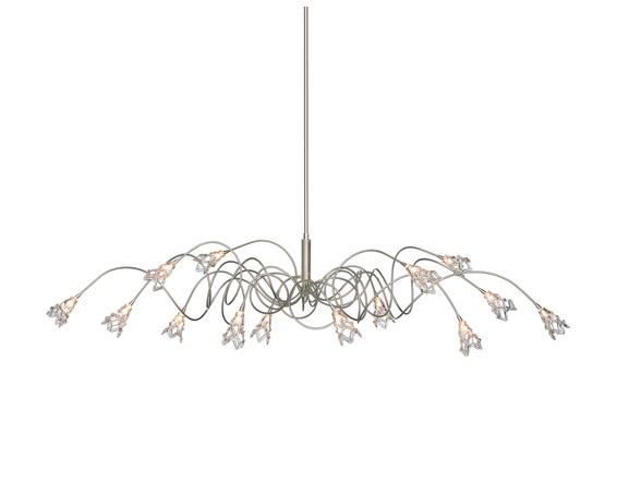 Harco Loor Flag Oval Suspension Light