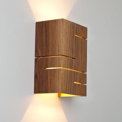 Claudo LED Wall Sconce by Cerno (Made in USA)