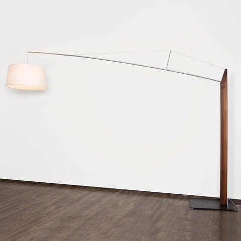 Cerno Fons LED Floor Lamp Made in USA