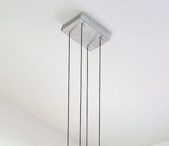 Muto Suspension Light by Cerno (Made in USA)