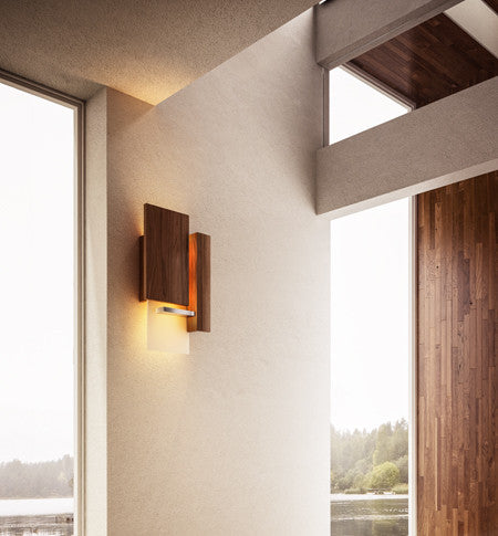 Vesper LED Wall Sconce by Cerno (Made in USA)