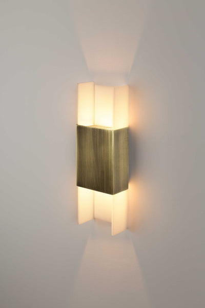 Ansa LED Wall Sconce by Cerno (Made in USA) The Modern Shop