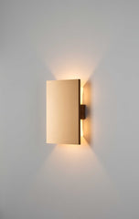 Tersus LED Wall Sconce by Cerno (Made in USA)