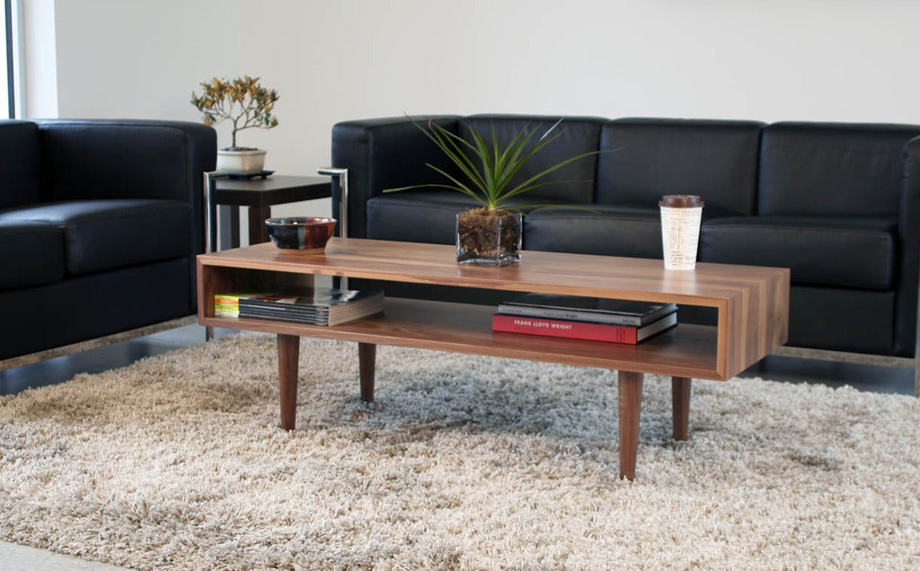 Classic Coffee Table By Eastvold Furniture The Modern Shop