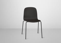 Visu Chair with Tube base by Muuto