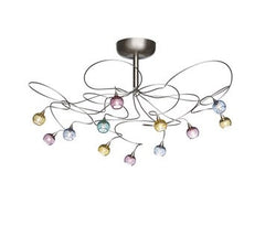Harco Loor Snowball/Colorball Ceiling Light
