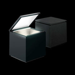 Cubo floor light by Cini&Nils