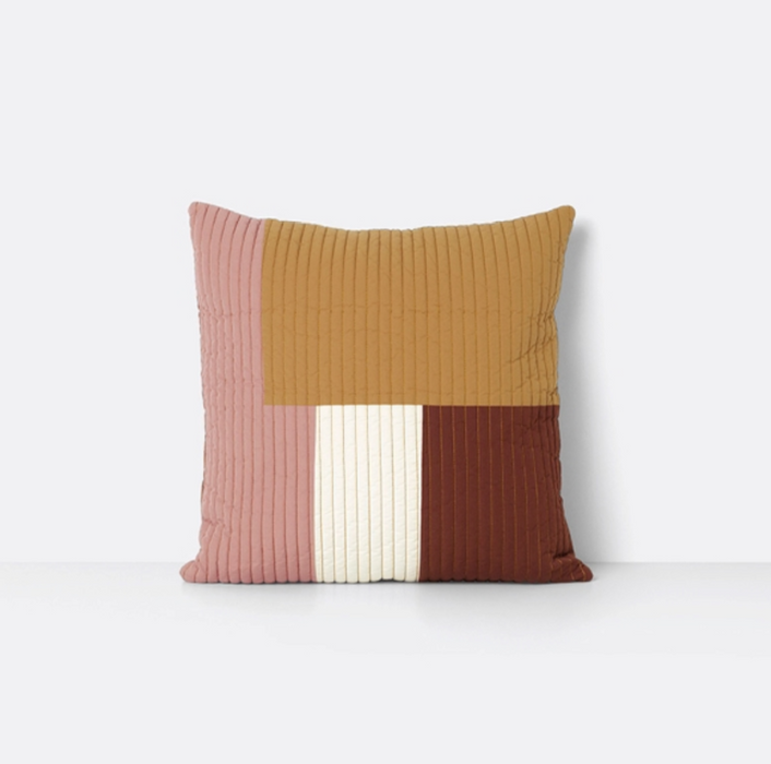 Shay Quilt Cushion by Ferm Living