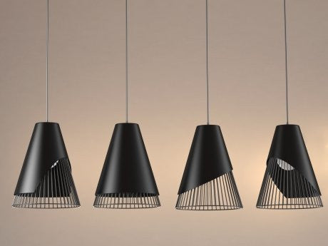 Conic Section Light by Castor