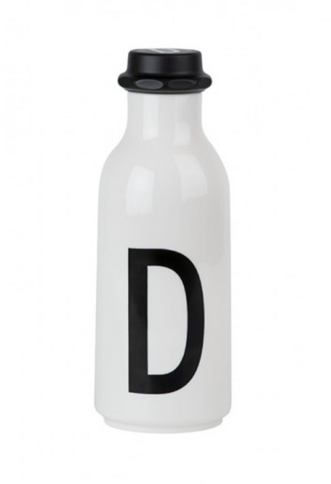 A-Z Drinking Water Bottle by Design Letters
