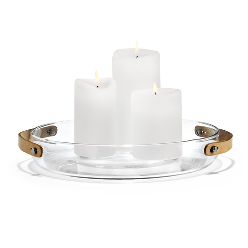 Design With Light Candle Dish by Holmegaard