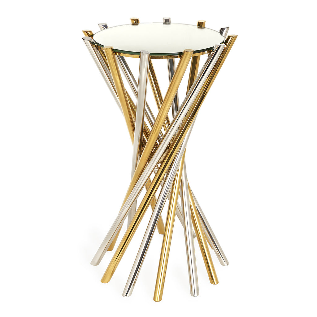 Electrum Accent Table By Jonathan Adler The Modern Shop