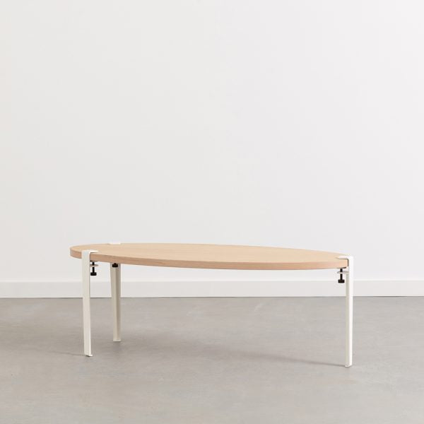 Surf Coffee Table by Tiptoe