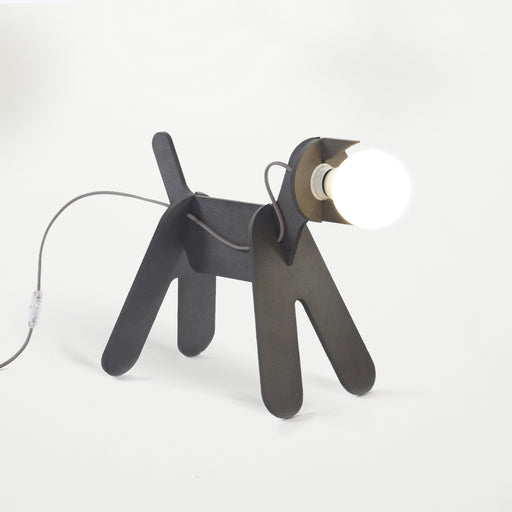 Get Out Dog Lamp by ENOstudio
