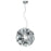 Floral Suspension Lamp by ZANEEN design