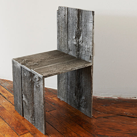 Forever Barnboard Chair by Castor