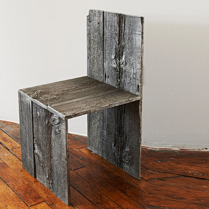 Forever Barnboard Chair By Castor Made In Canada The