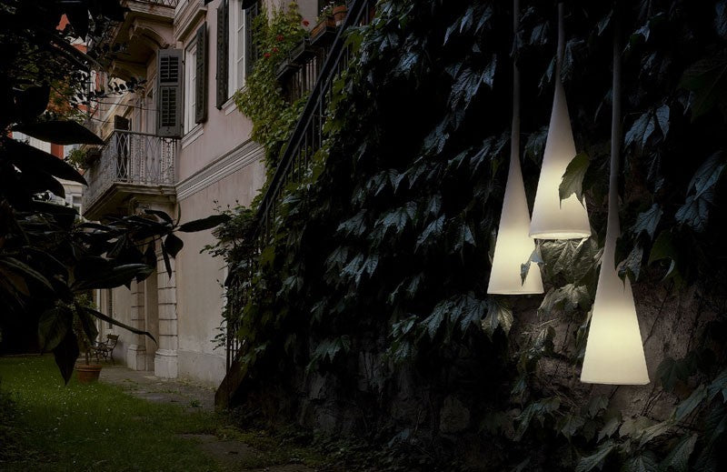 Uto Indoor/Outdoor Suspension Lamp by Foscarini