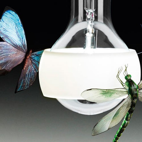 Johnny B. Butterfly Pendant by Ingo Maurer