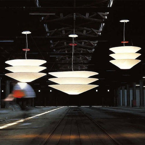 Floatation Suspension Light by Ingo Maurer