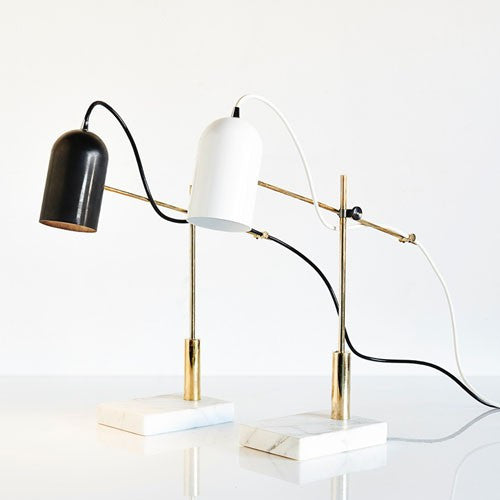 Deadstock Catherine Lamp by Castor (Made in Canada)