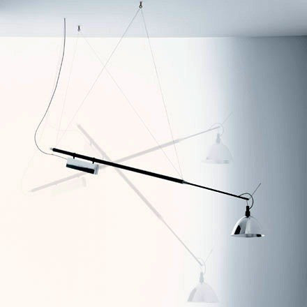 Max Mover Pendant Light by Ingo Maurer