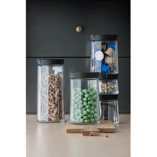 Grand Cru Glass Storage Jar by Rosendahl
