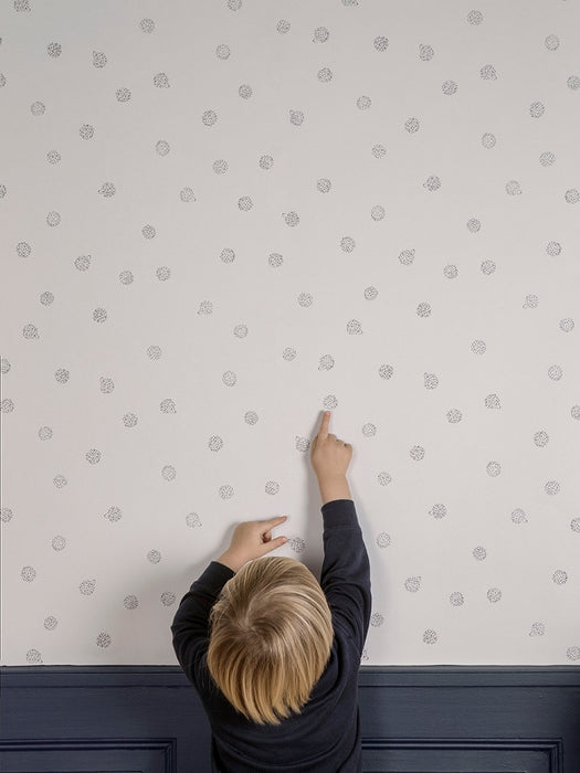 Hedgehog Wallpaper by Ferm Living
