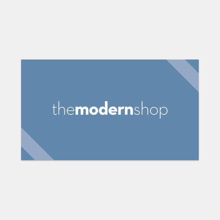 The Modern Shop Gift Card