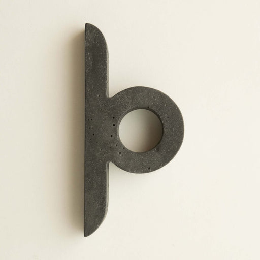 Glyph O Wall Hook by Alice Tacheny