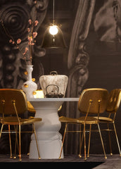 Nika Zupanc Golden Chair by Moooi
