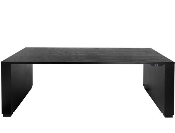 GOS3 Work Meeting Table 90x180 Cm By Gubi The Modern Shop
