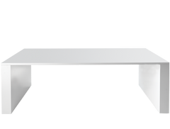 GOS3 Work/meeting table 100x250cm S by Gubi