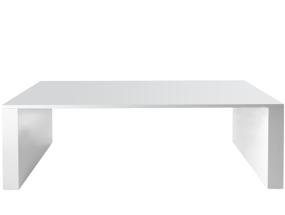 Gos3 Work Meeting Table 100x220 Cm By Gubi The Modern Shop