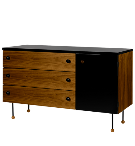 "Greta Grossman Dresser 3 ""62 Series"" by Gubi"
