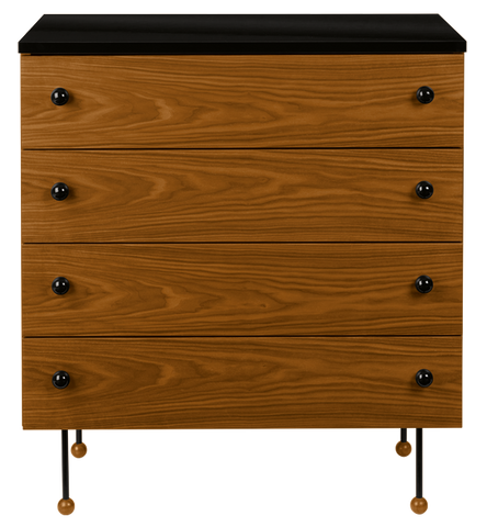 "Greta Grossman Dresser 4 ""62 Series"" by Gubi"