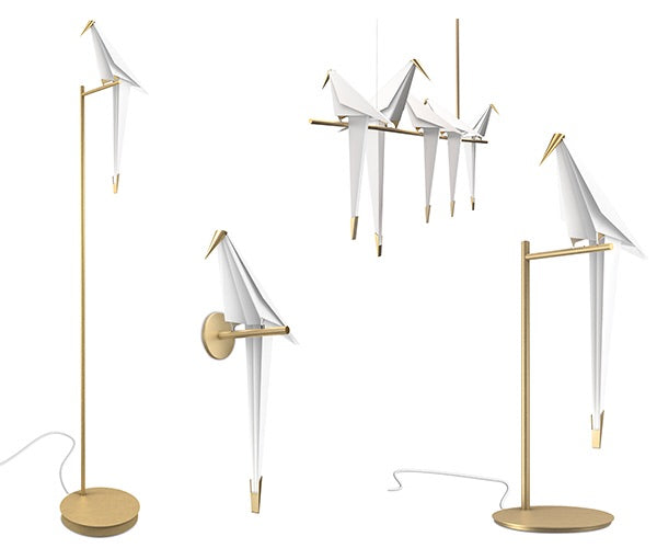 Perch LED Table Light by Moooi