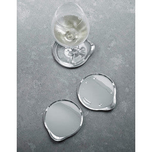 Wine Coasters (4 pcs.) by Georg Jensen