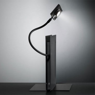 LED's Oskar Shelf Lamp by Ingo Maurer