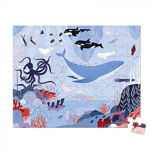 100 pc Puzzle Arctic Ocean by Janod