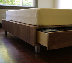 Jackson Bed by Eastvold Furniture