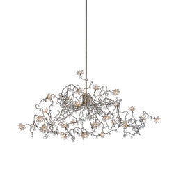 Harco Loor Jewel Diamond Suspension Light