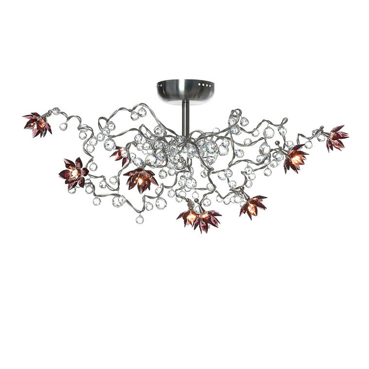 Harco Loor Jewel Diamond Ceiling Light