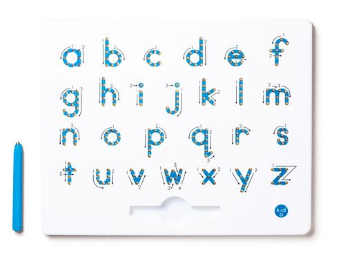A-Z Lower Case Magnatab by Kido