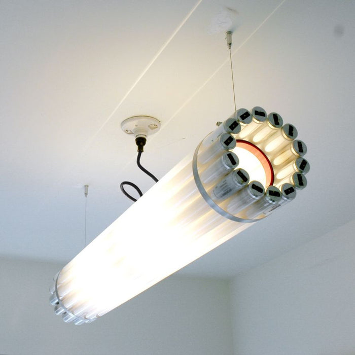 Recycled Tube Light By Castor (Made in Canada)