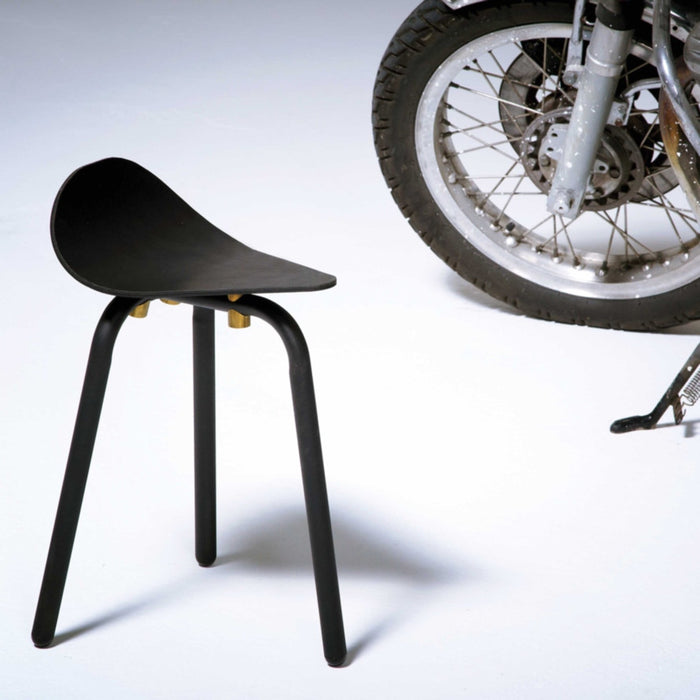 Biker Stool by Castor (Made in Canada)