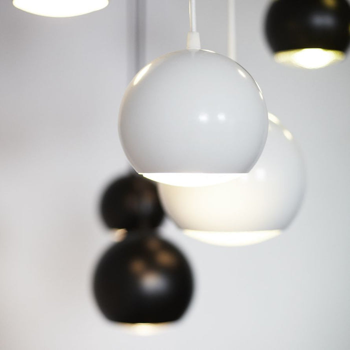 Deadstock Cannonball Pendant by Castor (Made in Canada)
