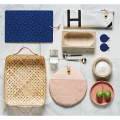 Yoko Wood Tray by OYOY