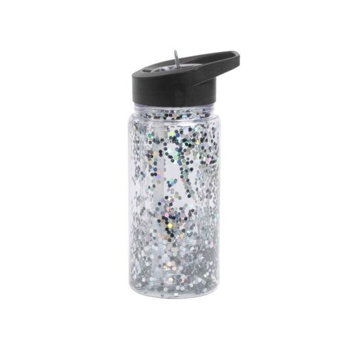 Glitter Drink Bottle 300ml by A Little Lovely Company