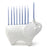 Elephant Menorah by Jonathan Adler